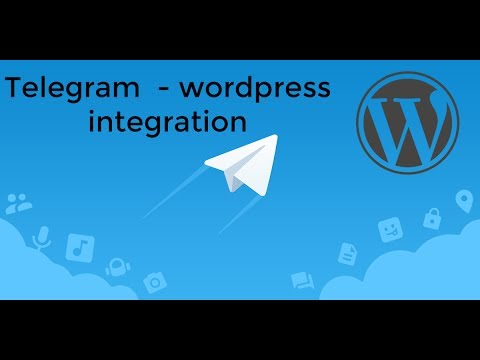 WordPress tips  - Post to telegram channel from WordPress automatically