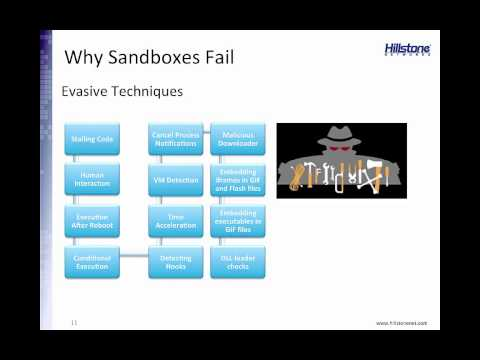 Video: Build a Proactive Defense with Advanced Breach Detection