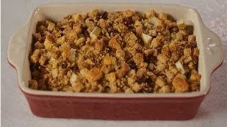 Side Dish Upgrade: Stuffing