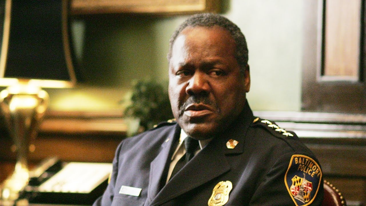 Frankie Faison The Wire Center Kinds Of Keystone Jackpatch Panelwiring Blockfaceplate And So On Related Images