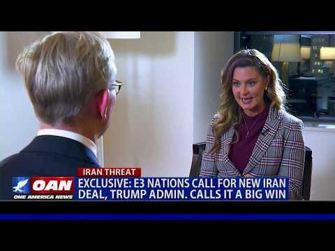 Exclusive: E3 nations call for new Iran deal, Trump admin. calls it 'a big win'