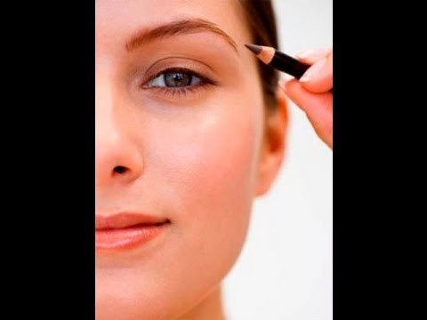 HOW TO EYEBROW TUTORIAL FOR EVERY THIN BROWS