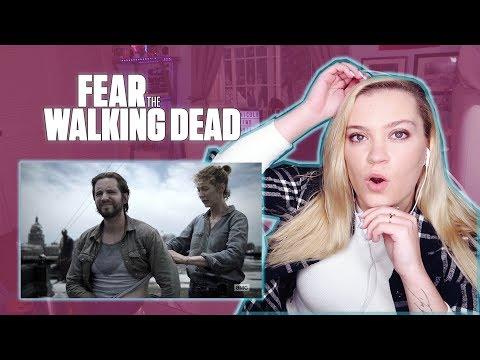 """Fear The Walking Dead Season 4 Episode 14 """"MM 54"""" REACTION!"""