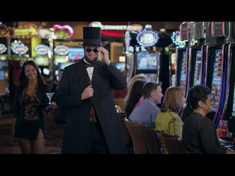 """Boyd Gaming """"Cool Abe"""" 1st commercial for Penny Lane"""