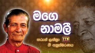 Nomiyena Sihinaya - මගෙ නාමලී - Haroon Lanthra | ITN Thumbnail