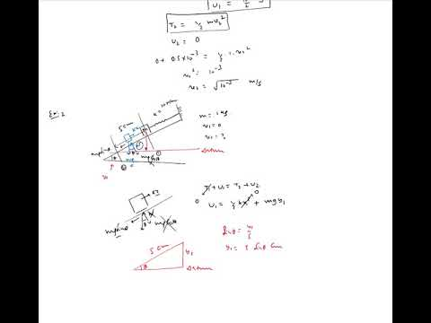 Examples Of Mechanical Energy Conservation Principle Youtube