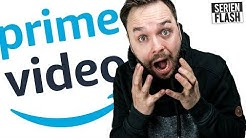 35 Fakten über Amazon Prime Video | Serien Flash