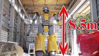 まるでガンダム! 搭乗操縦可能な2足歩行ロボット「LW-MONONOFU」がスゴイ!! thumbnail