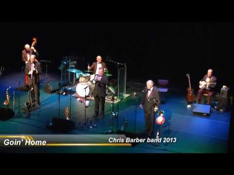 Chris Barber plays & sings the blues - Goin