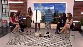 Le Château's Mix and Match Prints on CTV's The Social
