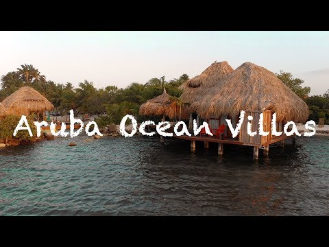 BEST PLACE TO STAY IN ARUBA    OLD MAN & THE SEA    OCEAN VILLAS     DAY #98     Cooper Davidson