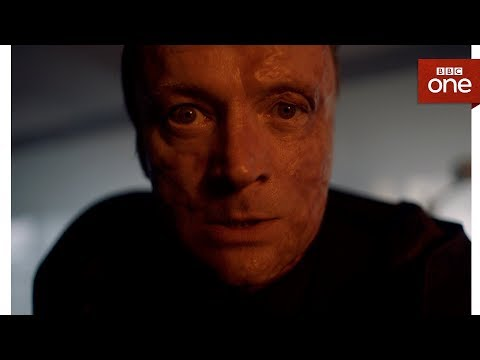 A fire in the police station - Rellik: Episode 2 - BBC One