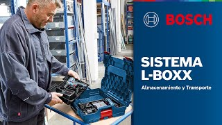 Sistema L-BOXX de Almacenamiento y Transporte