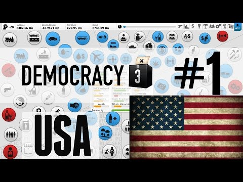 Democracy 3: Socialist USA - 1