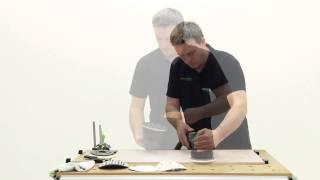 Festool TV Folge 38 - Mineralwerkstoffe: Schleifen und Polieren