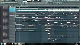 (Pista FL Studio 10 Prod. by JoZe)Gadiel Ft. Yandel - Sexo y Pasion