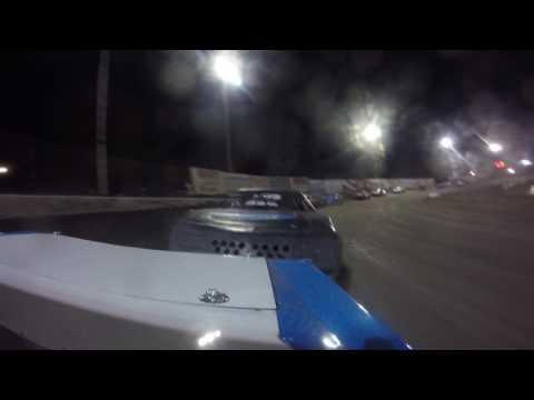Bakersfield Speedway 5-6-17 Hobby Main #55 gopro