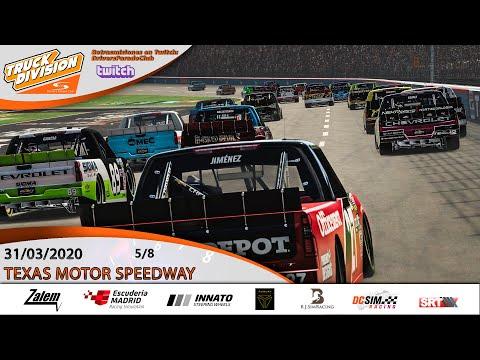 Highlights Truck Division | 5/8 Texas Motor Speedway