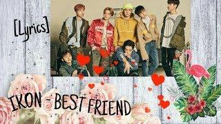 Download Lagu Ikon Best Friend Lirik MP3