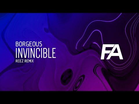 Borgeous - Invincible (REEZ Remix)