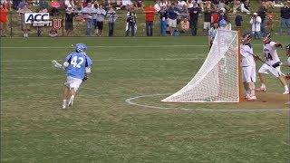 Johns Hopkins man-up scores 4 goals against Virginia
