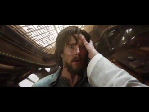 Marvel's Doctor Strange - Teaser Trailer Ufficiale Italiano   HD