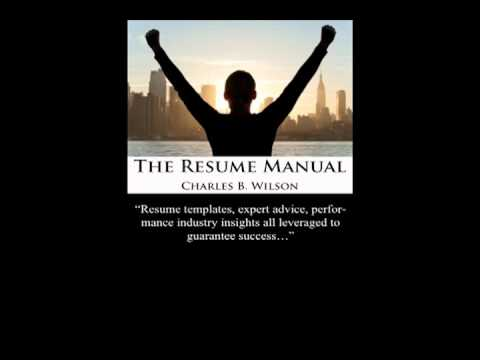The Resume Manual | Rally For 1