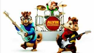 Sean Banan Skaka Rumpa Chipmunk Version!!