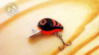 Señuelo artesanal crank UL - handmade crank UL fishing lure