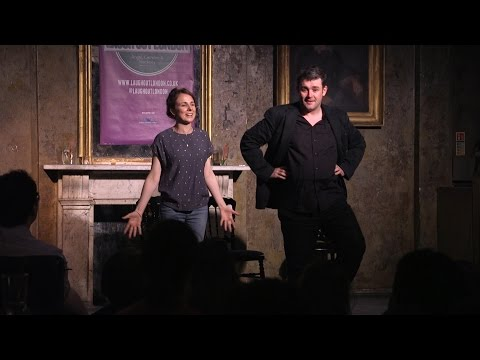 Talking Improv With Cariad And Paul