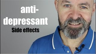 14 Antidepressant side effects