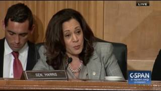 Kamala Harris and John Kelly Have Testy Exchange Over Sanctuary Cities