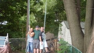 Home Improvement Tips For Outdoor Fun - Add A Tree Swing!