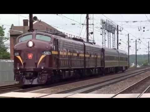Fast trains on the Northeast Corridor