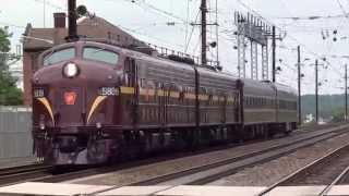 Fast trains on the Northeast Corridor