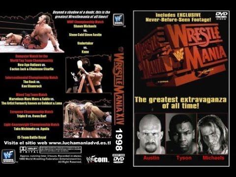 WWF (WWE) Wrestlemania XIV Review : Greatest PPV Attraction :: Austin vs. HBK / w Iron Mike Tyson!