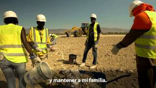Haití: Los escombros como fuente de materiales de construcción y empleo