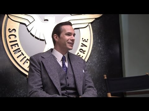 James D'Arcy on 'Agent Carter' Season 2 and Dubsmashes