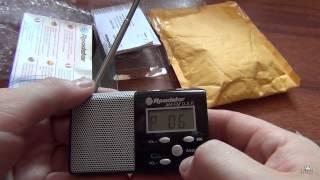 Портативное цифровое радио / Portable digital Radio