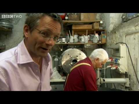 How To Make A Telescope Lens - The Story Of Science - Episode 1 Preview - BBC Two