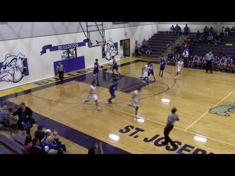 Shirley High School Sr. Boys vs. Conwy First Half