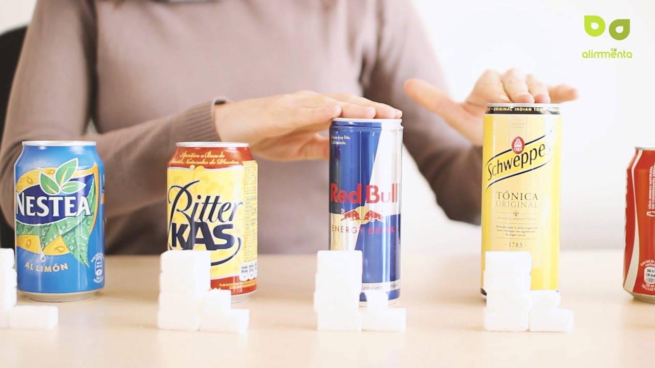 bebidas energéticas sin azúcar y diabetes