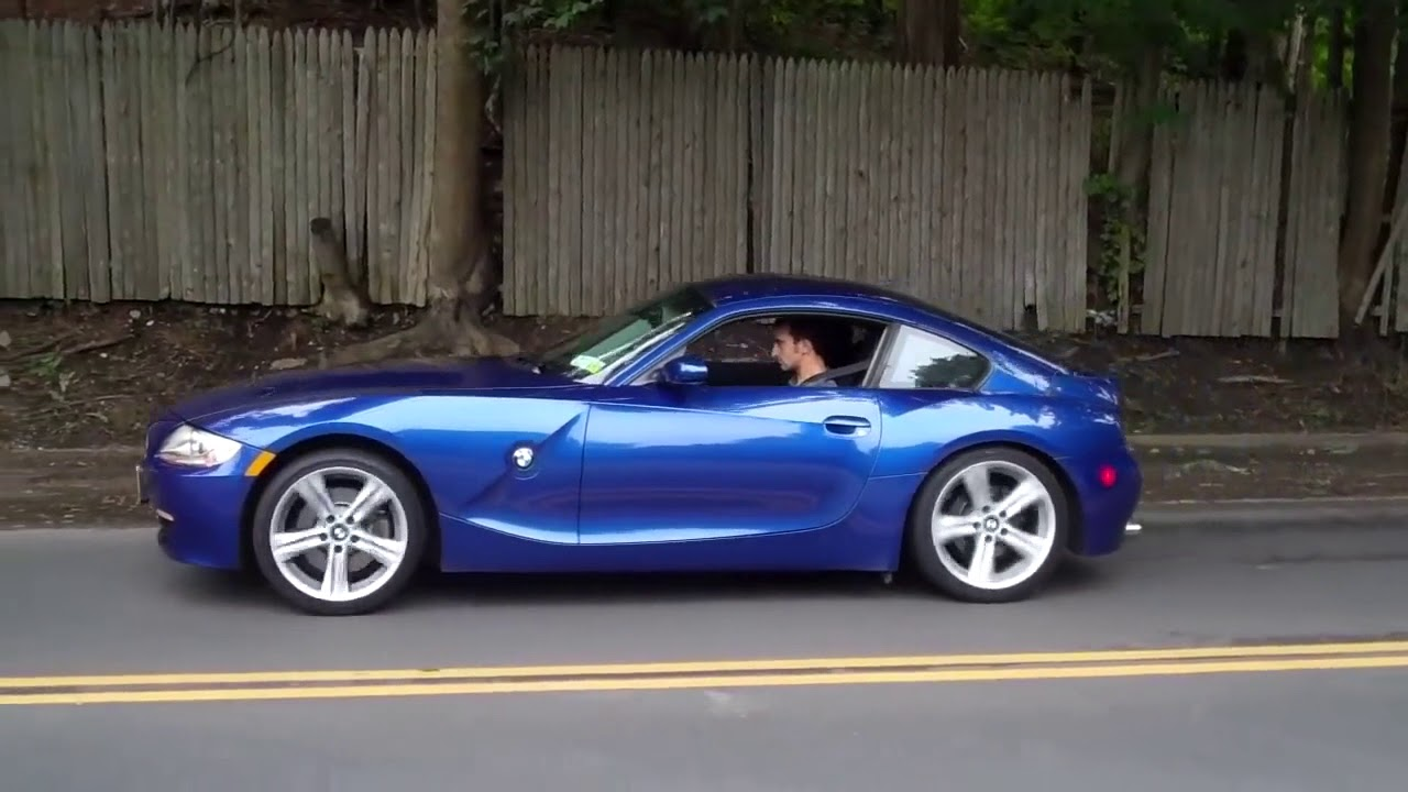 Bmw Z4 Stebro Performance Exhaust E86 Youtube