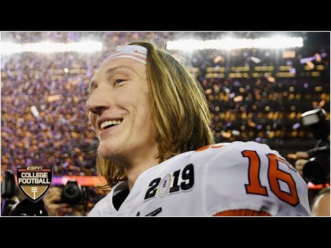 Clemson routs Alabama for 2nd CFP National Championship in 3 years | College Football Highlights