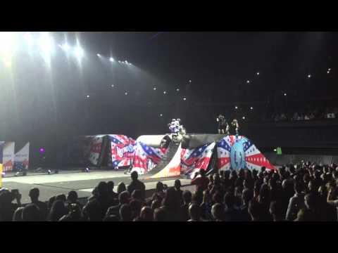 Nitro Circus Live Tour Accident