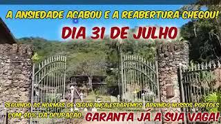 Hotel Fazenda Caluje Vai Abrir!!!
