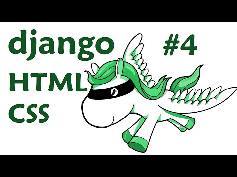 Bootstrap HTML CSS - Django Web Development with Python 4