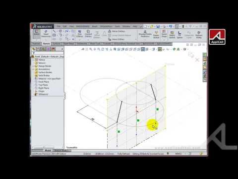 สอนใช้ 3D Sketching with Planes ฉบับภาษาไทย [FULL] #3