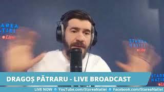 Dragoș Pătraru - Dialog cu Cristian Presură, fizician | Live Broadcast 14 mai 2020