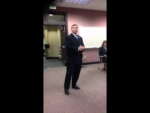 Dan Kinnamon For State Senate District 35